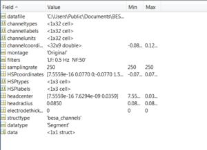 How Do I Configure the Matlab Interface? - BESA® Wiki